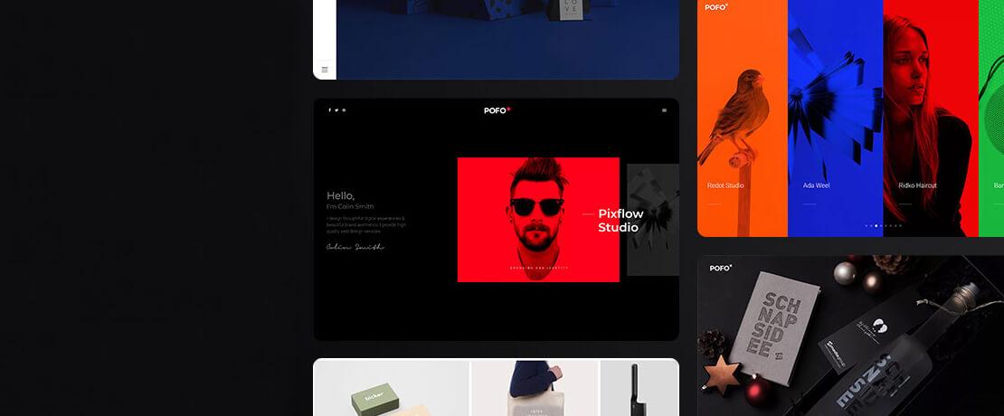 20 Portfolio Websites To Find Inspiration and Fresh Ideas