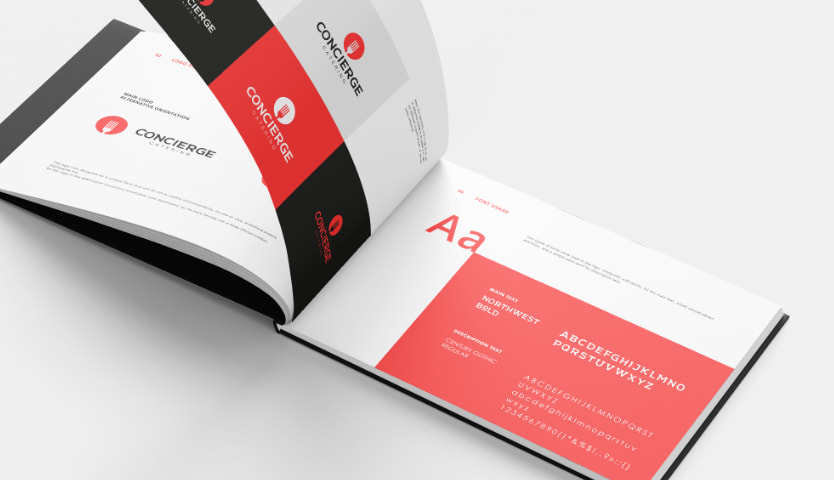 A style quide is a comprehensive rulebook with all specifications related to your brand